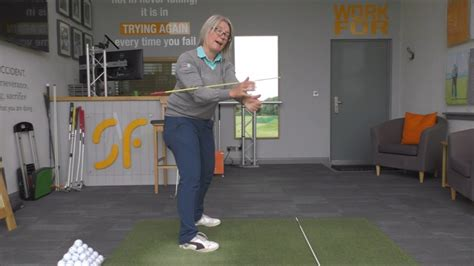 Swing Arm Smash golf swing arm rotation part 2 the of the arms in getting to the top of the back swing