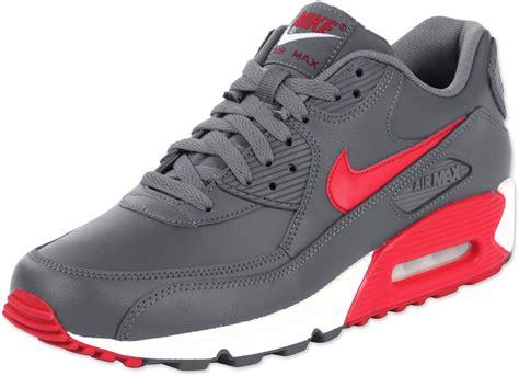nike air max 90 le shoes grey