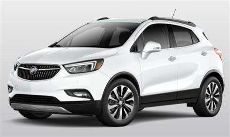 buick encore 2017 white 2017 buick encore color options