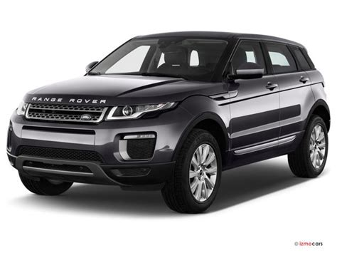 land rover evoque 2016 price 2016 land rover range rover evoque prices reviews and