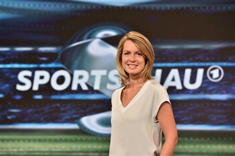 Quot Sportschau Quot Moderatorin Jessy Wellmers Deb 252 T Kommt Viel