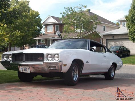 70 buick gs for sale 70 gs stage 1