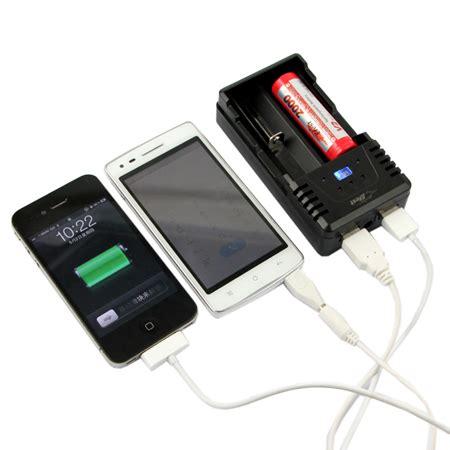 Casing Baterai Transparan Untuk 2x18650 4x16430 efest bio universal dual slot battery charger black jakartanotebook
