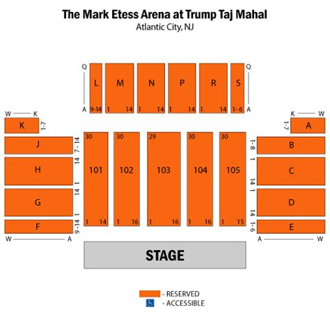 toby keith nj concert mark g etess arena seating map brokeasshome