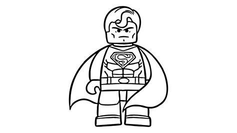 tutorial menggambar hulk how to draw lego superman lego batman youtube