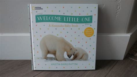 welcome one a keepsake baby book books book review quot welcome one a keepsake baby book