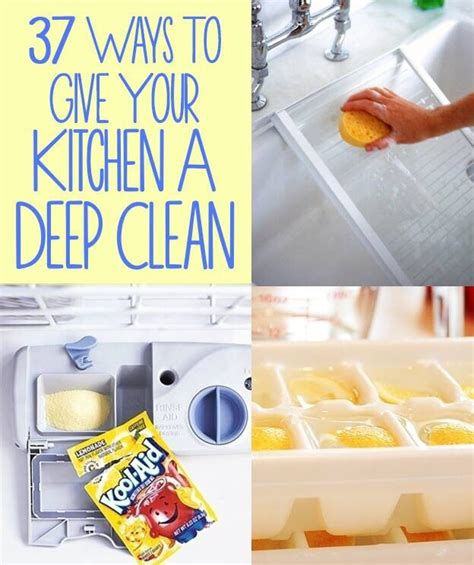 7 quick and easy kitchen cleaning ideas that really work how to clean oil dust on the kitchen trusper