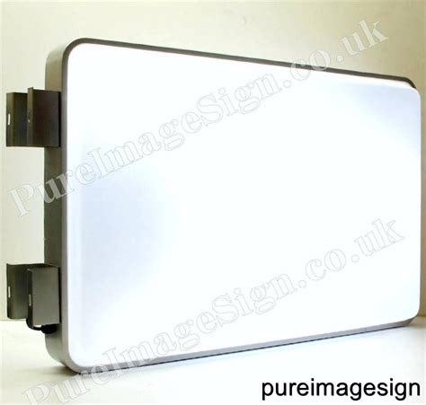 Outdoor Light Box Sign 60x90cm 24 Quot X36 Quot Outdoor 2 Sided Illuminated Light Box Sign With Graphics