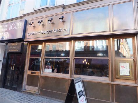 Gourmet Kitchen Burger Oxford Gourmet Burger Kitchen Oxford Bitten Oxford