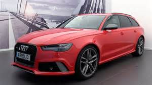 Cv Now Review by Audi Rs6 Avant Performance 2016 Revisi 243 N Y Encendido