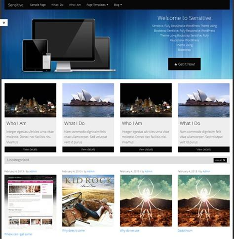 bootstrap templates for drupal 9 best 9 of the best free bootstrap drupal themes images