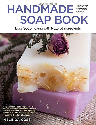 Handmade Soap Price - handmade soap book updated 2nd edition paperback in the