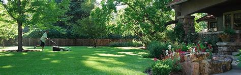 clean backyard sustainable organic lawn care services yard maintenance corvallis clean air lawn care