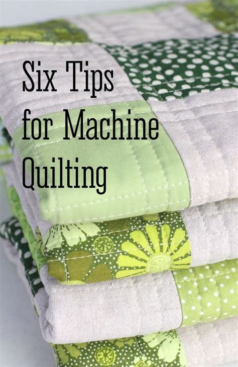 Easy Machine Quilting Techniques by 25 Best Ideas About Machine Quilting Patterns On