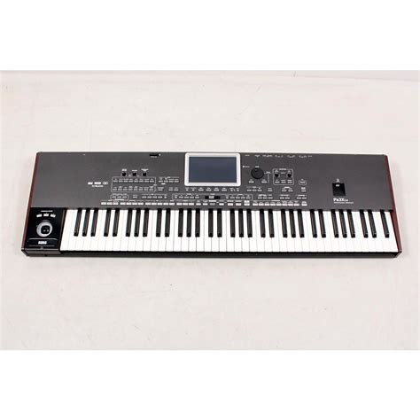 Keyboard Korg Pa3x Professional Arranger korg pa3x le 76 key professional arranger regular 888365542225 ebay