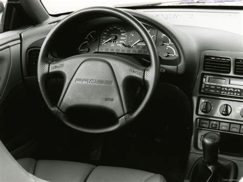 Ford Probe Interior Ford Probe 1994 Picture 11 Of 12