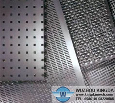 Plat Stainless As Stainless Hexagonal perforated stainless steel plate perforated stainless