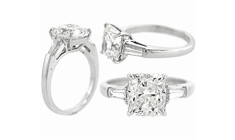 your cool engagement ring cushion cut engagement rings