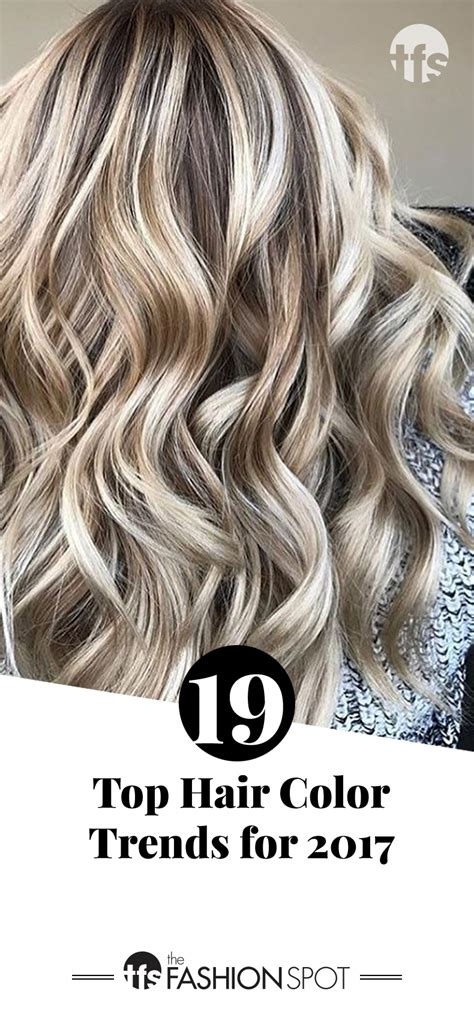 hair color trends 2017 most popular hair color trends 2017 top hair stylists