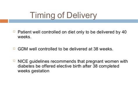 elective c section at 38 weeks diabetes mellitus in pregnancy quot gestational diabetes