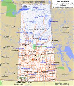 tallest building map of saskatchewan province