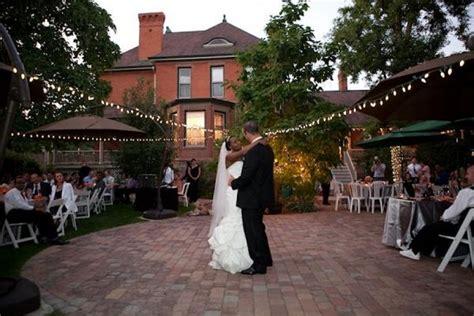 molly brown summer house small wedding venues in denver colorado small weddings