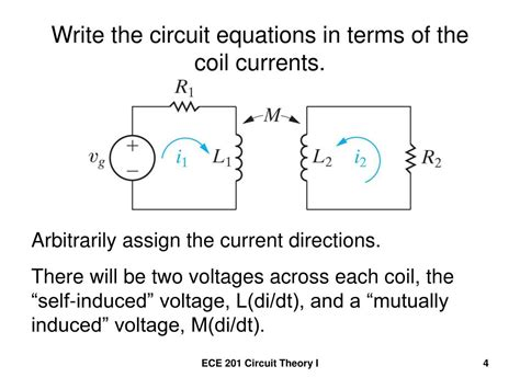 equation for self inductance of a coil ppt inductance powerpoint presentation id 640024