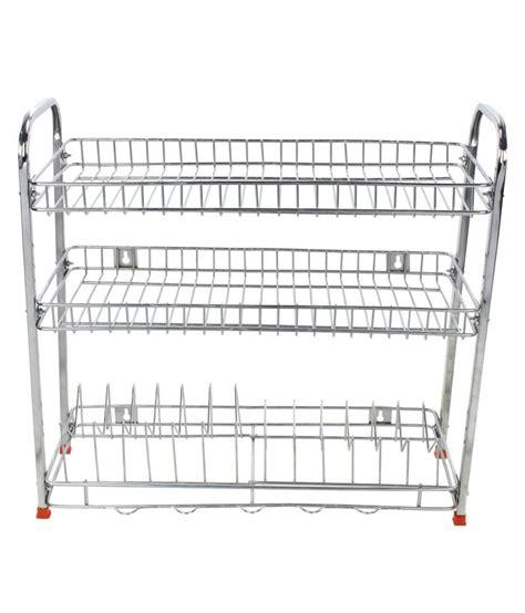 Stainless Steel Kitchen Rack Buy dailyshoper stainless steel kitchen rack buy dailyshoper