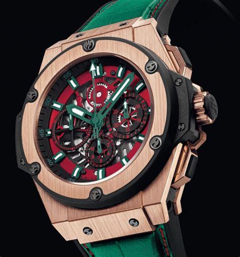Jam Tangan Hublot Big Chronograph 10th Anniversary hublot f1 king power limited edition 2010