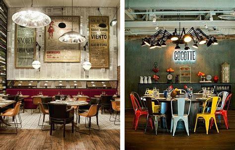 imagenes de restaurantes retro 4 claves para decorar bares y restaurantes de estilo