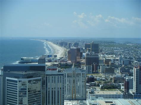 file atlantic city skyline from 47th floor of revel jpg