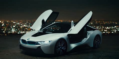 bmw commercial bmw i8 commercial sightings autoevolution