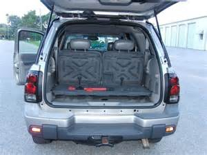 Chevrolet 3rd Row Seating Find Used 2003 Chevy 3rd Row Seating Trailblazer Lt In