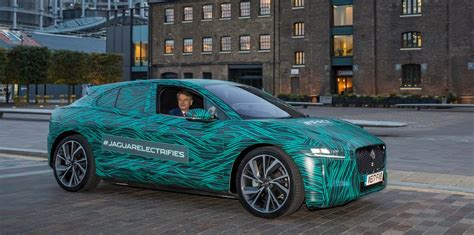 jaguar land rover   electrified