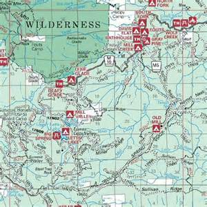 forest service forest service road maps