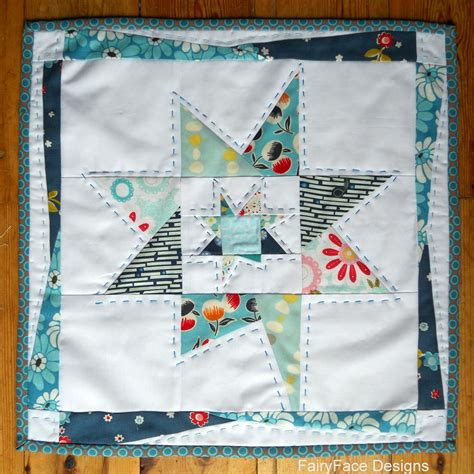 Wonky Quilt by Fairyface Designs Wonky Mini Quilt