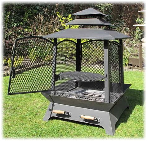 buy firepit table pit braziers baskets copper