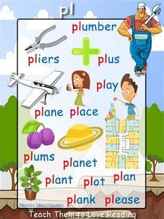 6 letter words that start with pl free printable phonics poster for words starting with pl