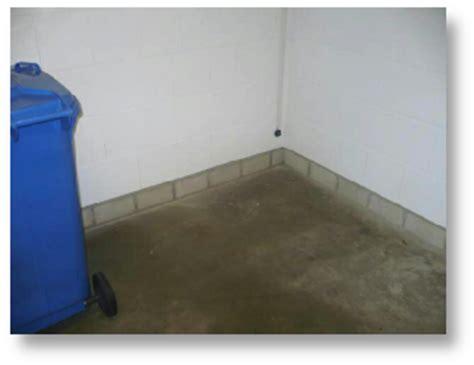 schimmel in garage schimmel in der garage feuchtigkeit einfach rausl 252 ften