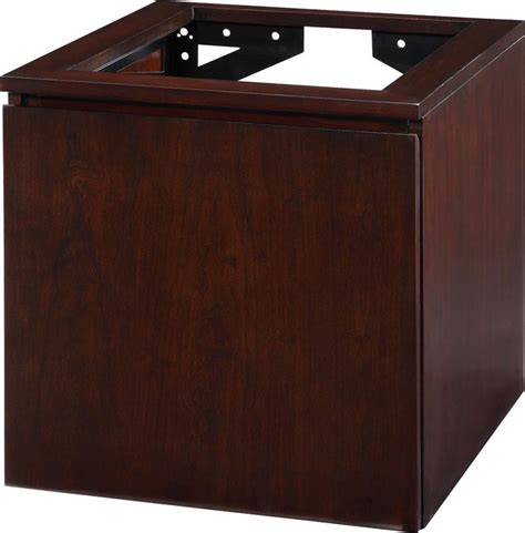 xylem blox vanity w frosted glass drawer 20 inch