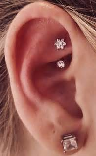 best tragus piercing jewelry best 25 rook piercing ideas on