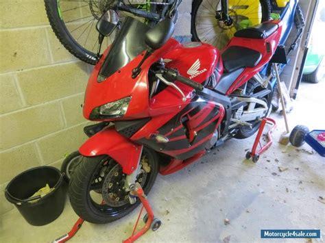 04 cbr 600 for sale 2004 honda cbr 600 rr for sale in united kingdom