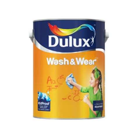 Wash And Wear   dulux wash and wear new hardware store singapore