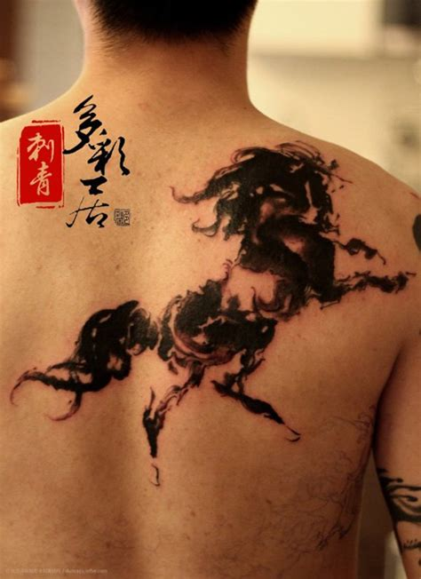 horse tattoos for men 50 design collection golfian