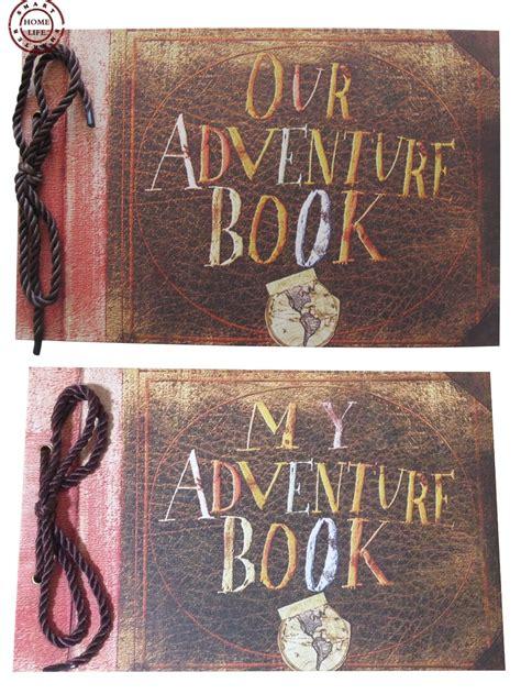 up film photo album aliexpress com buy our adventure book my adventure