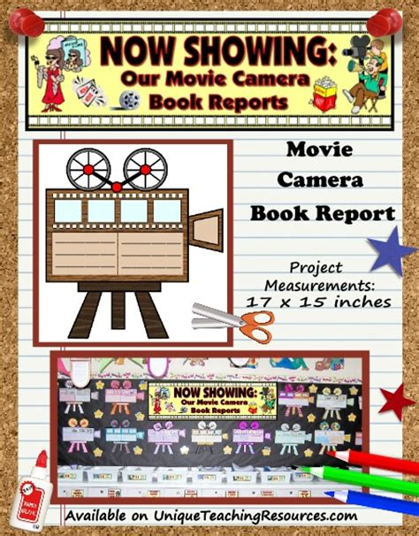 book report poster ideas book report project templates worksheets