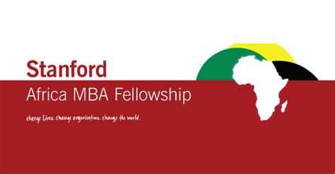 Mba Funding In South Africa by Stanford Africa Mba Fellowship 2019 Youth Opportunities