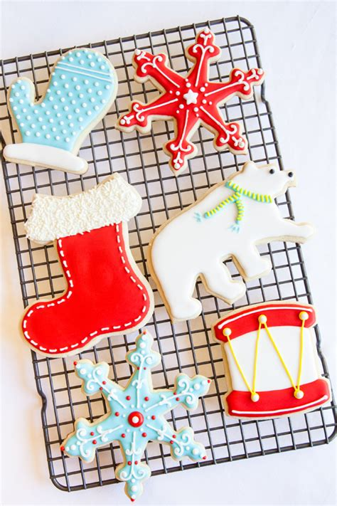 how to decorate holiday cookies williams sonoma taste