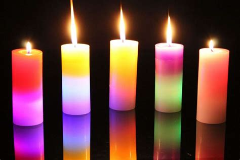 candele colorate come fare le candele foto 5 20 pourfemme