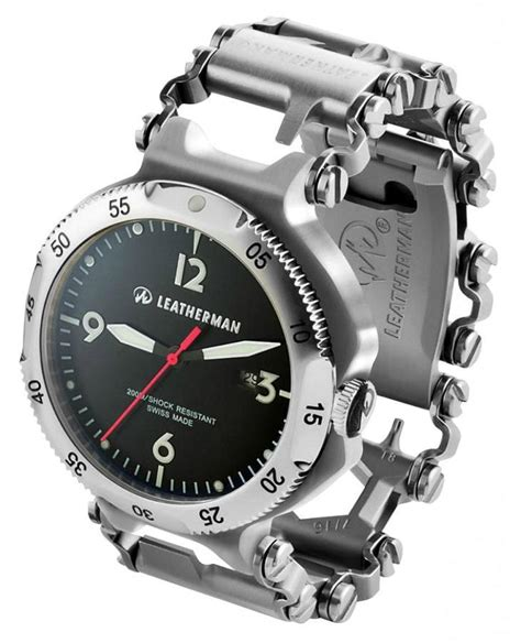 leatherman tread leatherman tread with tool bracelet ablogtowatch